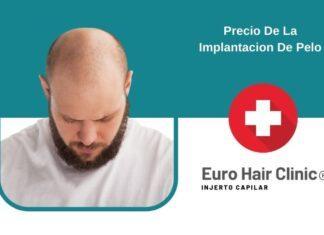 Implantacion De Pelo Precio